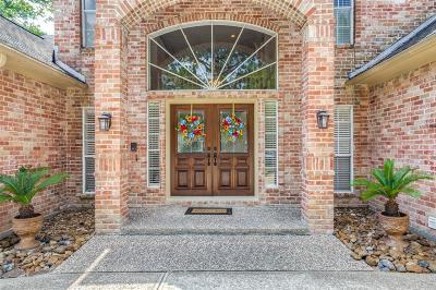 Kingwood Single Family Home For Sale: 5311 Walnut Hills Drive