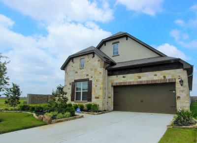 Fulshear Single Family Home For Sale: 78 Floral Hills Lane