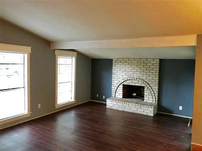 Houston TX Single Family Home For Sale: $135,000
