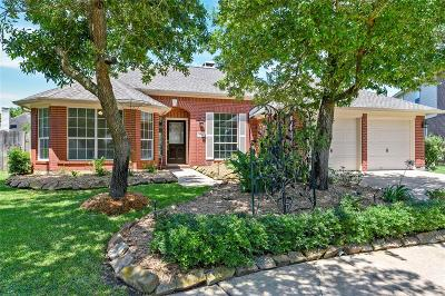 Pearland Single Family Home For Sale: 3322 Ridgepoint Court