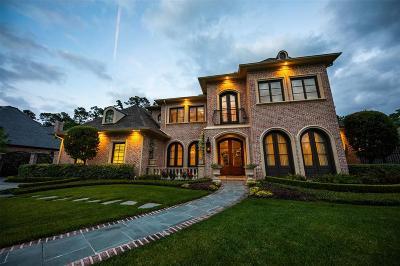 Bunker Hill Village Single Family Home For Sale: 20 Greyton Lane