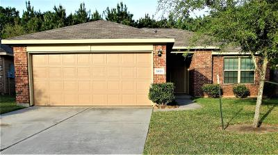 Conroe Single Family Home For Sale: 1613 Katydid Court