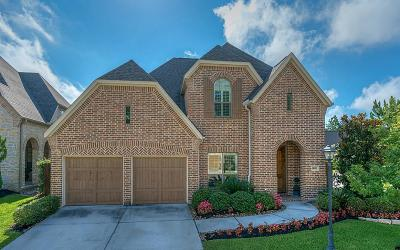 The Woodlands Single Family Home For Sale: 8822 Van Allen Drive