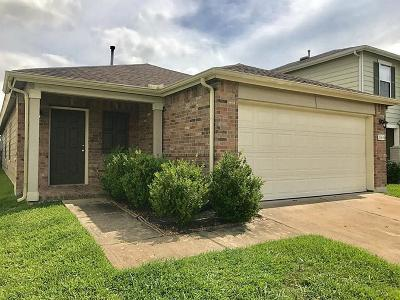 Houston Single Family Home For Sale: 2666 Skyview Knoll Court