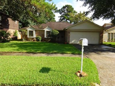Spring Single Family Home For Sale: 2410 Summer Spring Drive