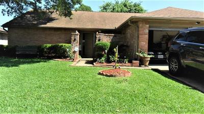 Houston Single Family Home For Sale: 19606 San Gabriel Drive