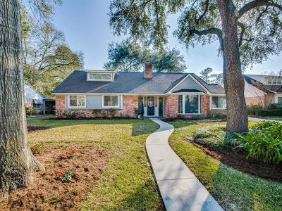 Houston Single Family Home For Sale: 9823 Knoboak Drive