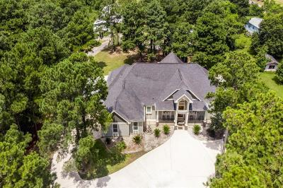 Waller Single Family Home For Sale: 21325 Binford Road