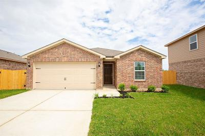 Humble Single Family Home For Sale: 10919 Dover White Drive