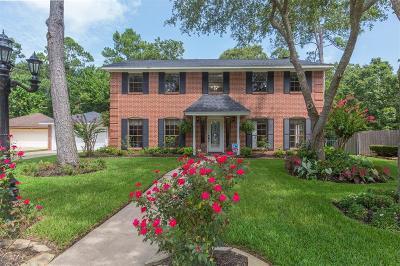 Dickinson Single Family Home For Sale: 719 Nottingham Lane