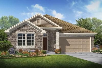 Hockley Single Family Home For Sale: 16414 Elkcreek Bend Drive