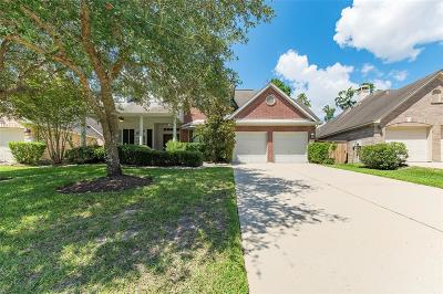 Humble Single Family Home For Sale: 7319 Fall Springs Lane
