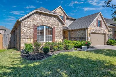 Fulshear Single Family Home For Sale: 27710 Ashbrook Falls Court
