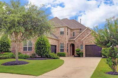 Katy Single Family Home For Sale: 10414 Mossback Pine Road