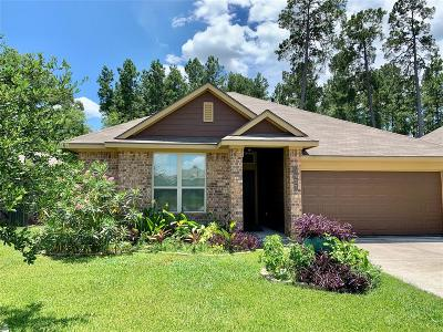 Conroe TX Single Family Home For Sale: $199,900