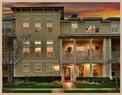 East Shore, East Shore/The Woodlands, The Woodlands East Shore Condo/Townhouse For Sale: 115 Low Country Lane