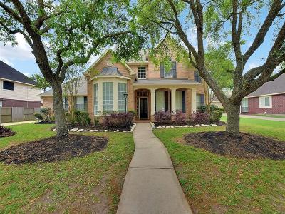 Friendswood Single Family Home For Sale: 2842 Everett Drive