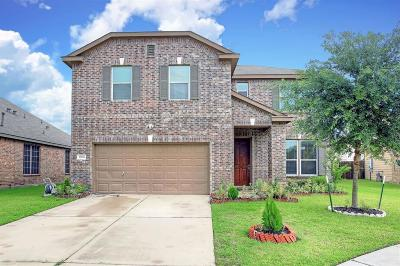 Cypress Single Family Home For Sale: 18010 Clayton Bluff Lane