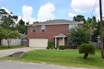 Conroe Single Family Home For Sale: 16305 Sun View Lane