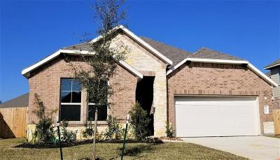 Conroe TX Single Family Home For Sale: $272,490