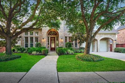 Spring Single Family Home For Sale: 1607 Glen May Park Drive