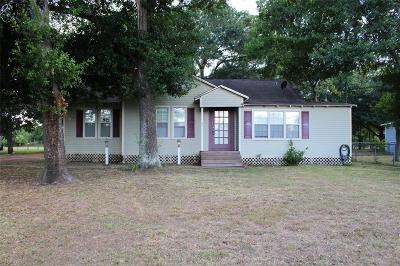 Austin County Single Family Home For Sale: 623 Silliman Street