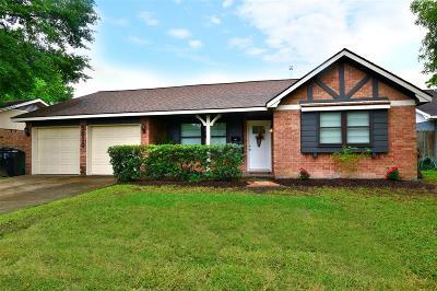 Houston Single Family Home For Sale: 5610 Acorn Street