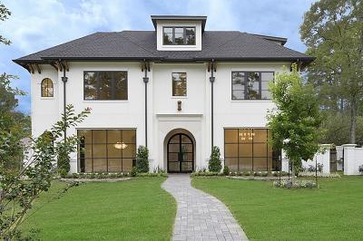 Bunker Hill Village Single Family Home For Sale: 11633 Green Oaks Street