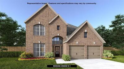 Pearland Single Family Home For Sale: 2801 Sable Creek Lane