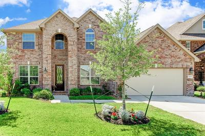 Cypress Single Family Home For Sale: 18011 Fossilwood Lane
