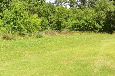 Tomball Residential Lots & Land For Sale: 00 Hufsmith Kohrville Road