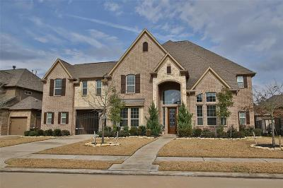 Cypress TX Single Family Home For Sale: $574,900