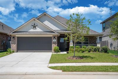 Katy TX Single Family Home For Sale: $240,000