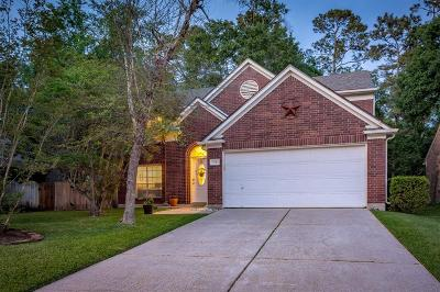 The Woodlands Single Family Home For Sale: 116 W Trillium Circle