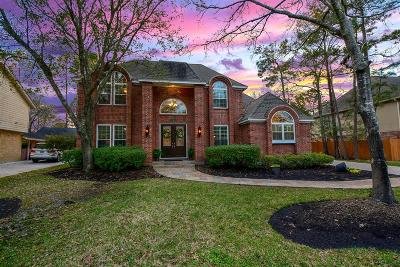 Spring Single Family Home For Sale: 154 Golden Shadow Circle