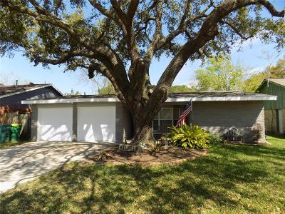 Seabrook Single Family Home For Sale: 1852 Bimini Way