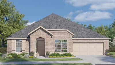 Conroe TX Single Family Home For Sale: $267,990