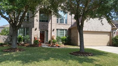 Pasadena Single Family Home For Sale: 5119 Summer Oak