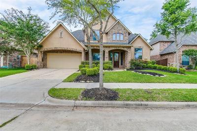 Missouri City Single Family Home For Sale: 8607 Rue De Maison S