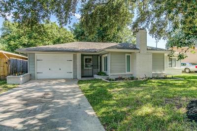 Houston Single Family Home For Sale: 3310 Durhill Street
