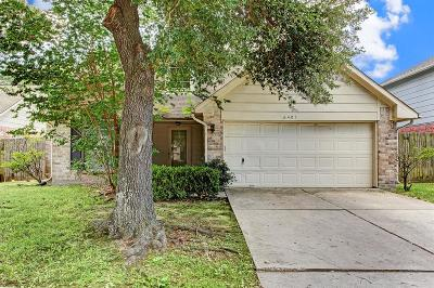 Houston Single Family Home For Sale: 6407 Bayou Crest Drive
