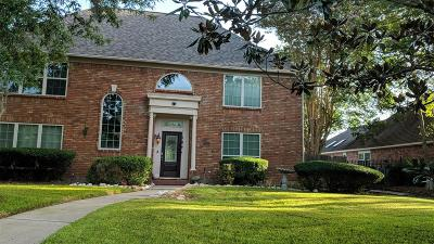 Single Family Home For Sale: 15223 Park Estates Ln