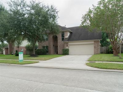 League City Single Family Home For Sale: 1087 Elizabeth Lane