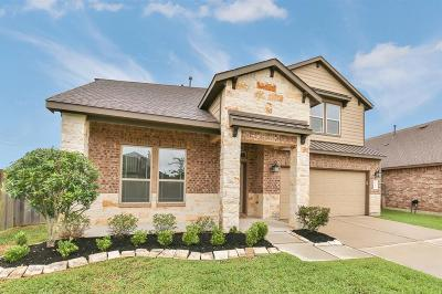 Katy TX Single Family Home For Sale: $289,900