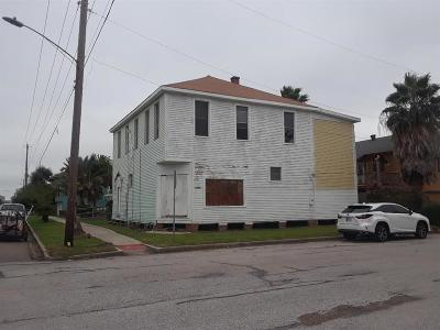 Single Family Home For Sale: 2927 Avenue Q