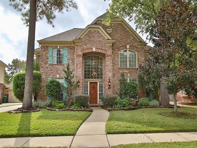 Houston Single Family Home For Sale: 9115 Symphonic Lane