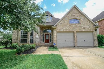 Richmond Single Family Home For Sale: 1822 Amber Trail Lane