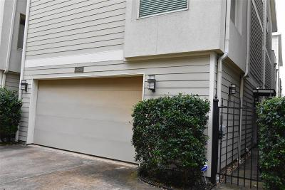 Houston TX Condo/Townhouse For Sale: $334,900