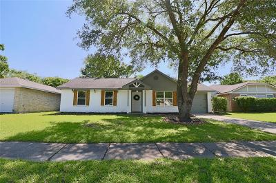 League City Single Family Home For Sale: 604 Dixie Drive