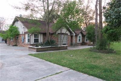 Houston Single Family Home For Sale: 2555 N Milroy Lane